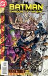Cover for Batman: Shadow of the Bat (DC, 1992 series) #93