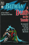 Cover for Batman: A Death in the Family (DC, 1988 series) #[nn]