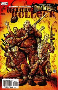 Cover Thumbnail for Adventures in the Rifle Brigade: Operation Bollock (DC, 2001 series) #1