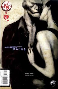 Cover Thumbnail for Automatic Kafka (DC, 2002 series) #3