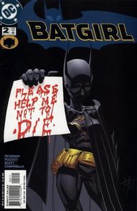 Cover Thumbnail for Batgirl (DC, 2000 series) #2