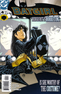 Cover Thumbnail for Batgirl (DC, 2000 series) #4