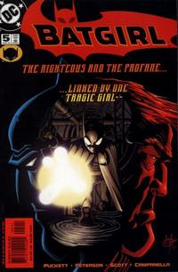 Cover Thumbnail for Batgirl (DC, 2000 series) #5