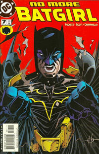 Cover Thumbnail for Batgirl (DC, 2000 series) #7