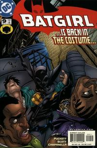 Cover Thumbnail for Batgirl (DC, 2000 series) #9