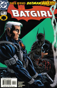 Cover Thumbnail for Batgirl (DC, 2000 series) #11