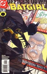 Cover Thumbnail for Batgirl (DC, 2000 series) #12 [Direct Sales]