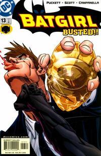Cover Thumbnail for Batgirl (DC, 2000 series) #13