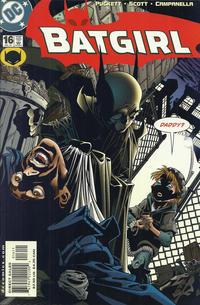 Cover Thumbnail for Batgirl (DC, 2000 series) #16