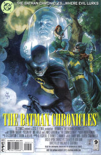 Cover Thumbnail for The Batman Chronicles (DC, 1995 series) #9