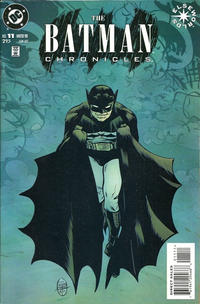 Cover Thumbnail for The Batman Chronicles (DC, 1995 series) #11 [Direct Sales]