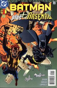 Cover Thumbnail for Batman Plus (DC, 1997 series) #1