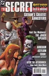 Cover Thumbnail for Batman Villains Secret Files (DC, 1998 series) #1