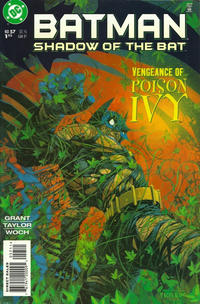 Cover Thumbnail for Batman: Shadow of the Bat (DC, 1992 series) #57