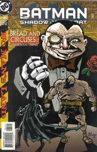 Cover Thumbnail for Batman: Shadow of the Bat (DC, 1992 series) #85