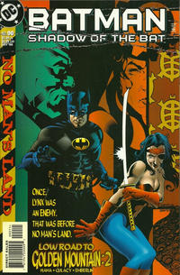 Cover Thumbnail for Batman: Shadow of the Bat (DC, 1992 series) #90