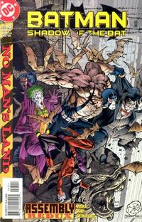 Cover Thumbnail for Batman: Shadow of the Bat (DC, 1992 series) #93