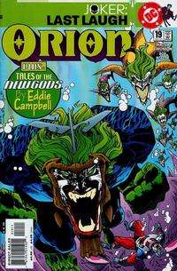 Cover Thumbnail for Orion (DC, 2000 series) #19