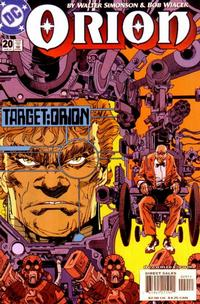 Cover Thumbnail for Orion (DC, 2000 series) #20