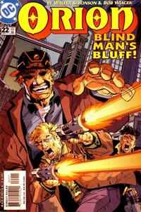 Cover Thumbnail for Orion (DC, 2000 series) #22
