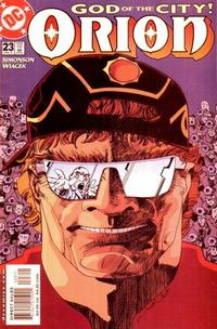 Cover Thumbnail for Orion (DC, 2000 series) #23