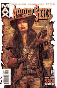 Cover Thumbnail for Apache Skies (Marvel, 2002 series) #2