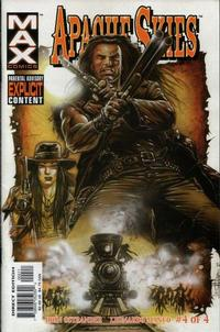 Cover for Apache Skies (Marvel, 2002 series) #4