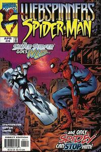 Cover Thumbnail for Webspinners: Tales of Spider-Man (Marvel, 1999 series) #4