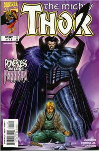 Cover Thumbnail for Thor (Marvel, 1998 series) #11