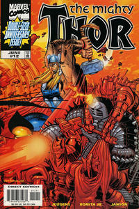 Cover Thumbnail for Thor (Marvel, 1998 series) #12