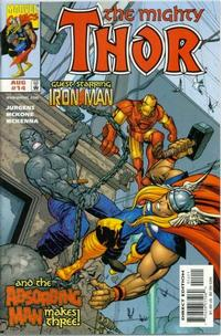 Cover Thumbnail for Thor (Marvel, 1998 series) #14