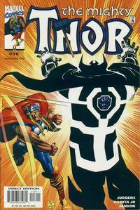 Cover Thumbnail for Thor (Marvel, 1998 series) #16