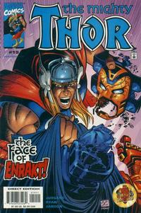 Cover Thumbnail for Thor (Marvel, 1998 series) #19