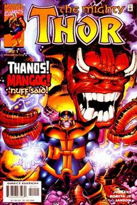 Cover Thumbnail for Thor (Marvel, 1998 series) #21 [Direct Edition]