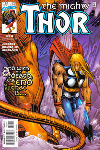 Cover Thumbnail for Thor (Marvel, 1998 series) #24