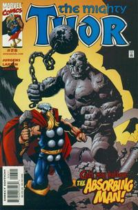 Cover Thumbnail for Thor (Marvel, 1998 series) #26