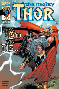 Cover Thumbnail for Thor (Marvel, 1998 series) #29