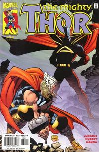 Cover Thumbnail for Thor (Marvel, 1998 series) #34