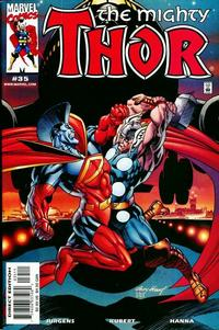 Cover Thumbnail for Thor (Marvel, 1998 series) #35