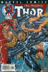 Cover Thumbnail for Thor (Marvel, 1998 series) #36 (538)