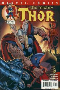 Cover Thumbnail for Thor (Marvel, 1998 series) #37 (539)