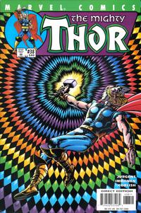 Cover Thumbnail for Thor (Marvel, 1998 series) #38 (540)