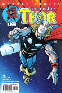 Cover Thumbnail for Thor (Marvel, 1998 series) #39 (541)