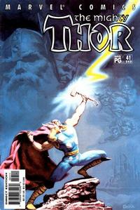 Cover Thumbnail for Thor (Marvel, 1998 series) #41 (543)