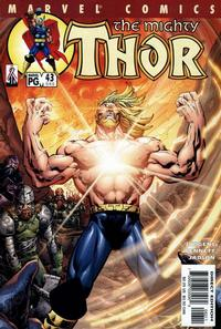 Cover Thumbnail for Thor (Marvel, 1998 series) #43 (545)