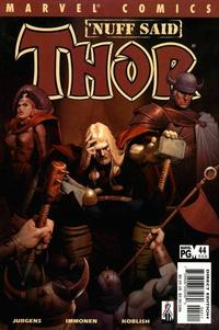 Cover Thumbnail for Thor (Marvel, 1998 series) #44 (546)