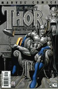Cover Thumbnail for Thor (Marvel, 1998 series) #47 (549)