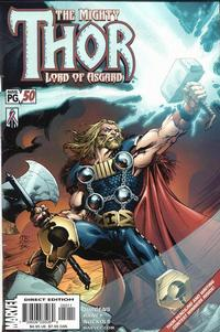 Cover Thumbnail for Thor (Marvel, 1998 series) #50 (552)