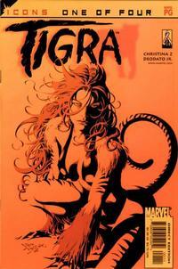 Cover Thumbnail for Tigra (Marvel, 2002 series) #1