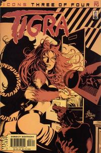 Cover Thumbnail for Tigra (Marvel, 2002 series) #3